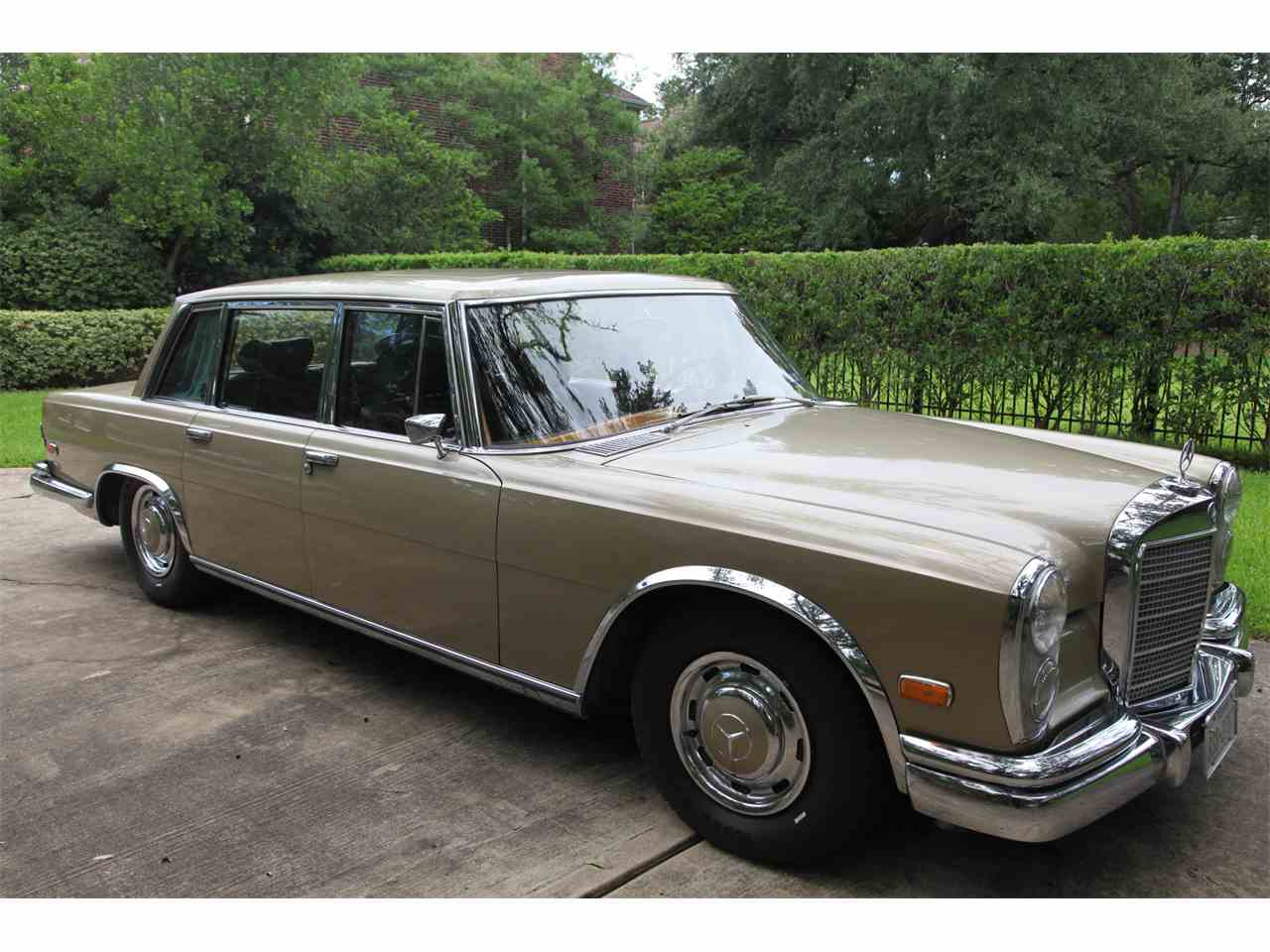 1969 mercedes benz 600swb for sale cc for Mercedes benz for sale in houston