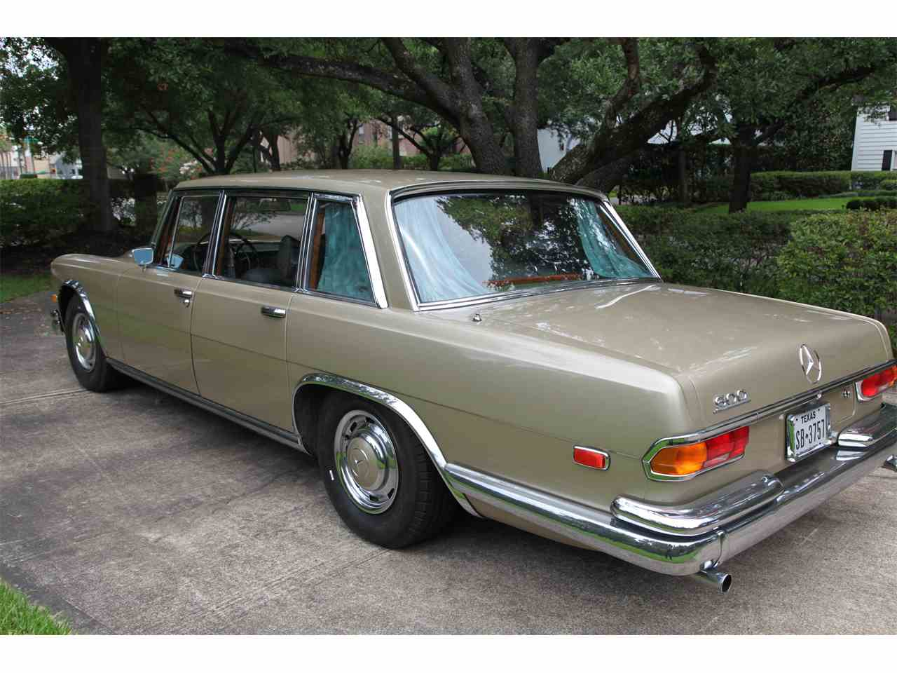 1969 mercedes benz 600swb for sale cc for Mercedes benz tyler texas