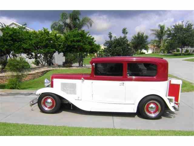 1931 Chevrolet Sedan | 999951