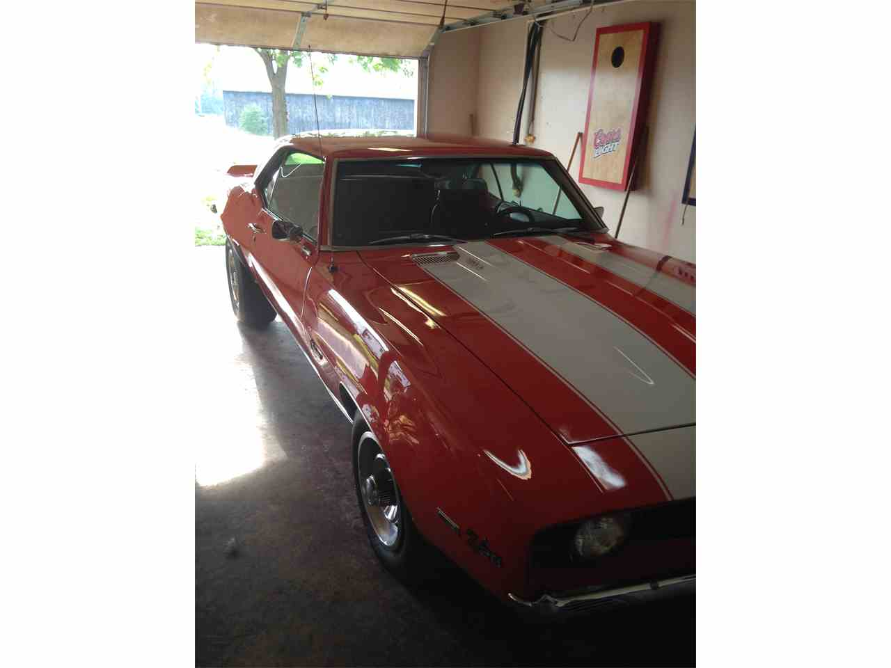 Large Picture of '69 Camaro Z28 - LFKH