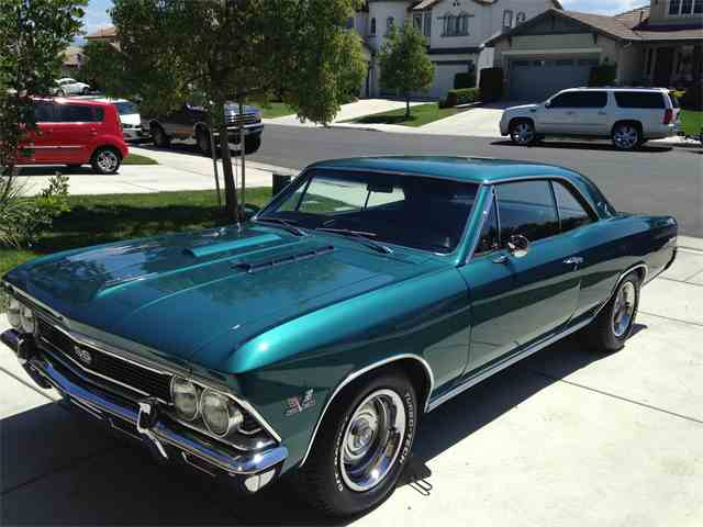 Picture of Classic 1966 Chevrolet Chevelle SS Offered by a Private Seller - LFKJ