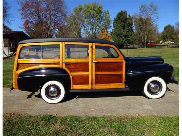 1941 Ford Woody Wagon | 999957