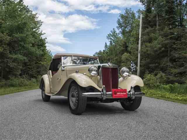 1952 MG TD | 999958