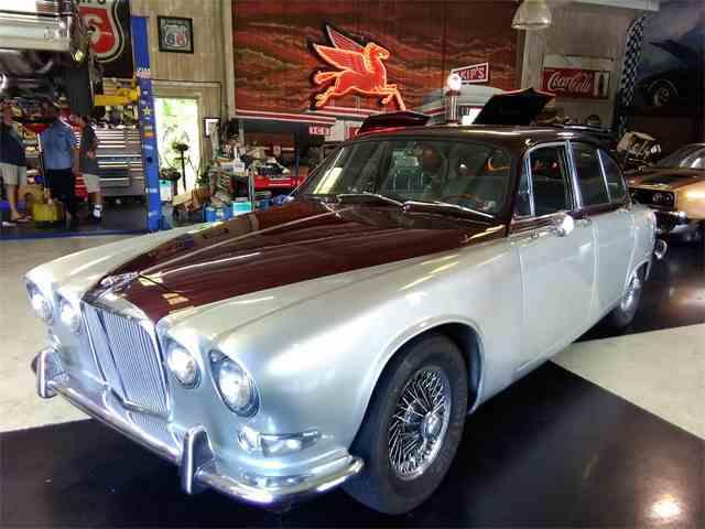 1967 Jaguar 420 | 999959