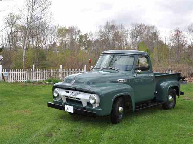 1954 Ford F-100 | 999964