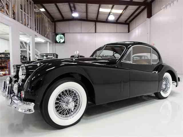 1956 Jaguar XK140 | 999966