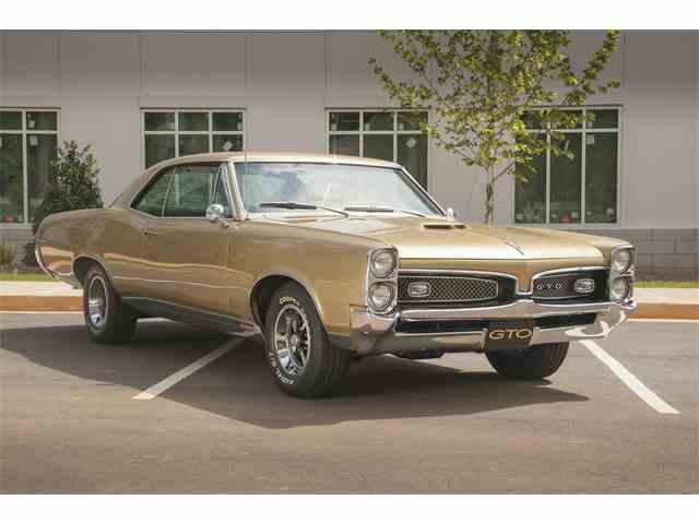 1967 Pontiac GTO | 999972