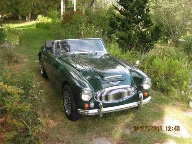 1967 Austin-Healey BJ8 | 999979