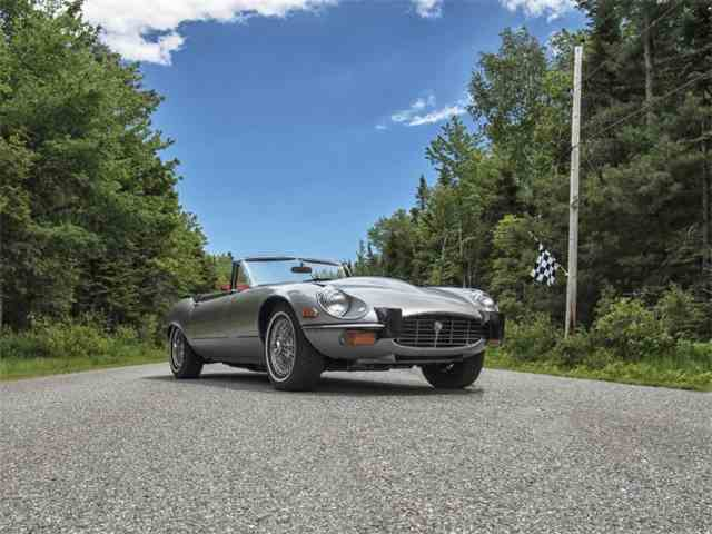 1974 Jaguar XKE | 999984