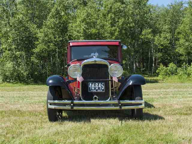 1929 Plymouth  Model U 4-Door Sedan | 999992