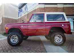 1972 Ford Bronco for Sale - CC-999993
